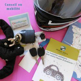 Conseil en mobilité - Garage solidaire Aive Niort