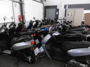 Nouveaux scooters Ateliers Méca Niort